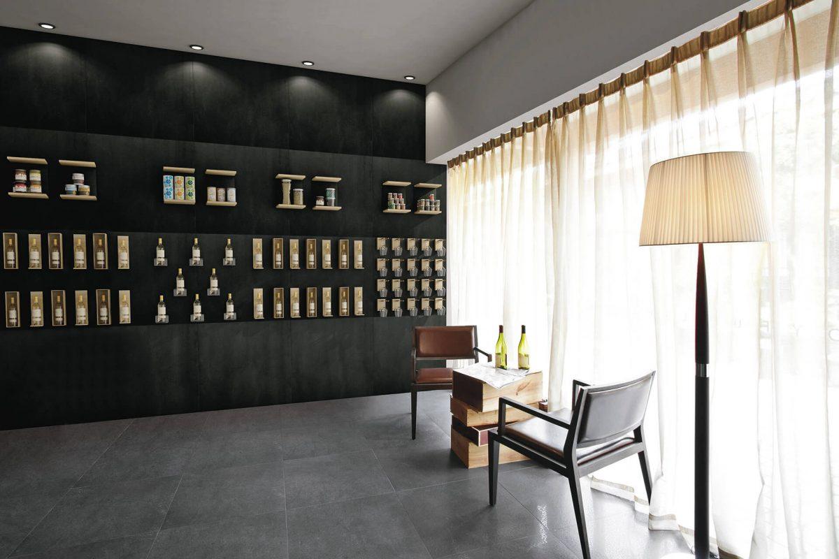 magnetika - wine bar design - restaurant interior design - picture1