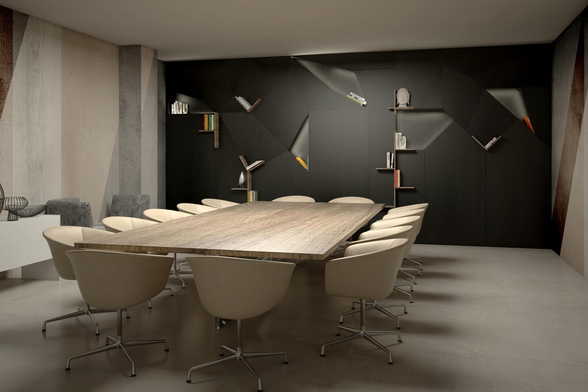 Sale Piccole Moderne : Sale riunioni arredo magnetico magnetika design ufficio foto