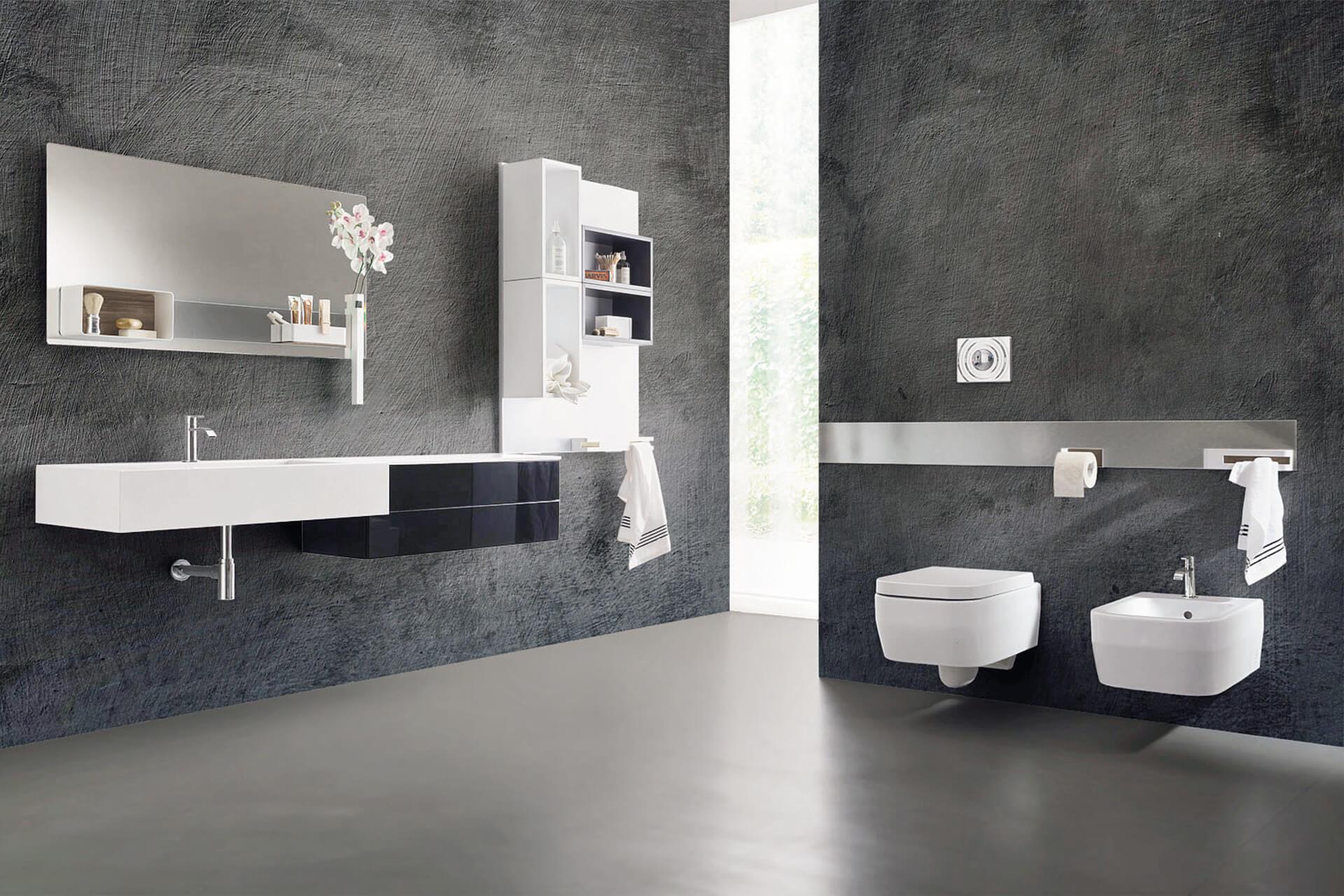 Bagno design arredo bagno magnetika ronda design for Design accessori