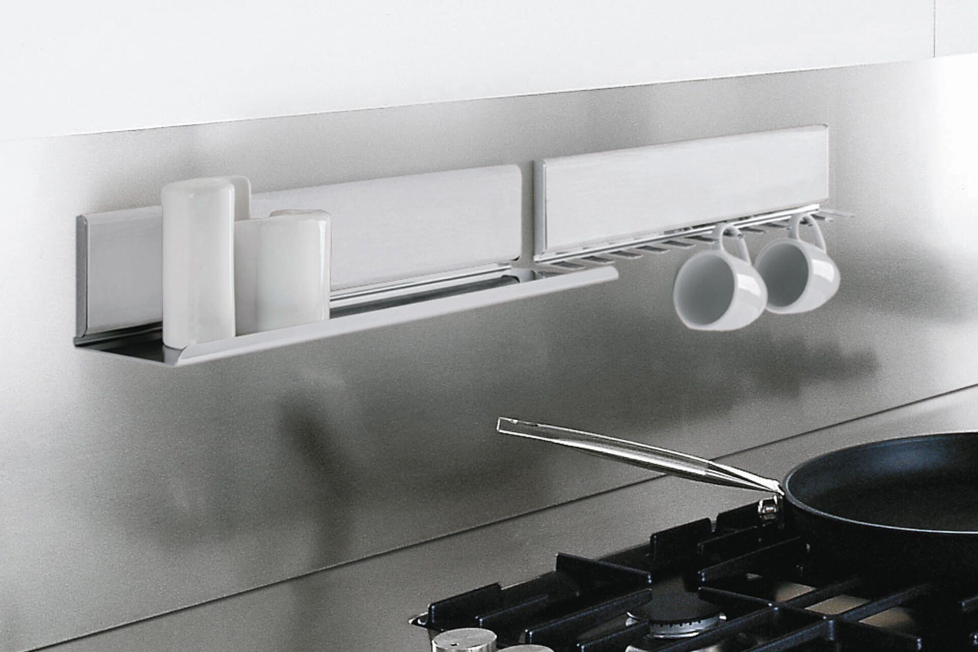 magnetika mensole magnetiche cucina design moderne - Ronda Design