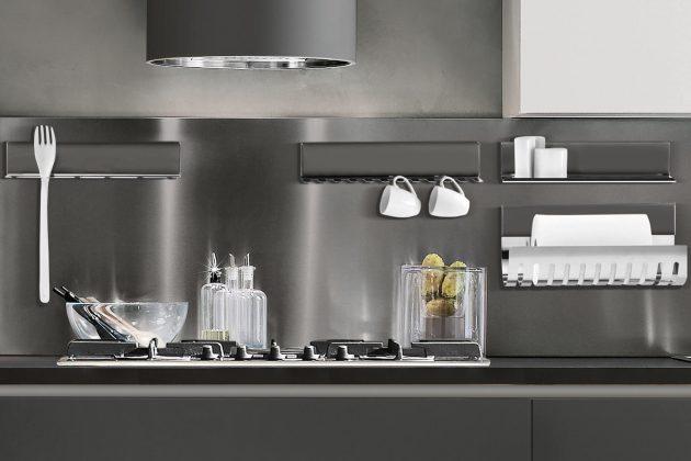 Accessori magnetici cucina - design cucina - foto18