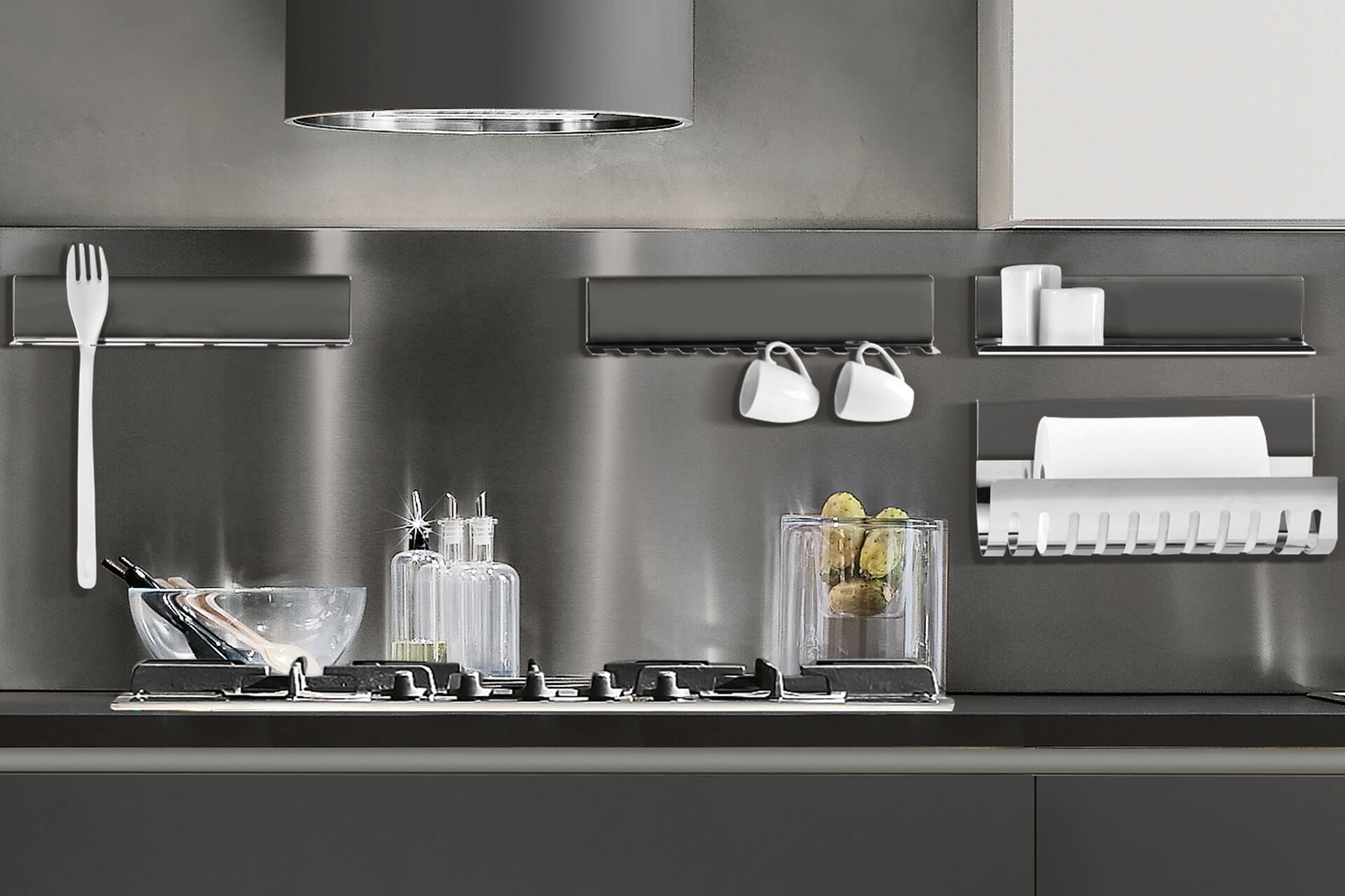Stunning accessori design cucina contemporary ideas for Accessori cucina design