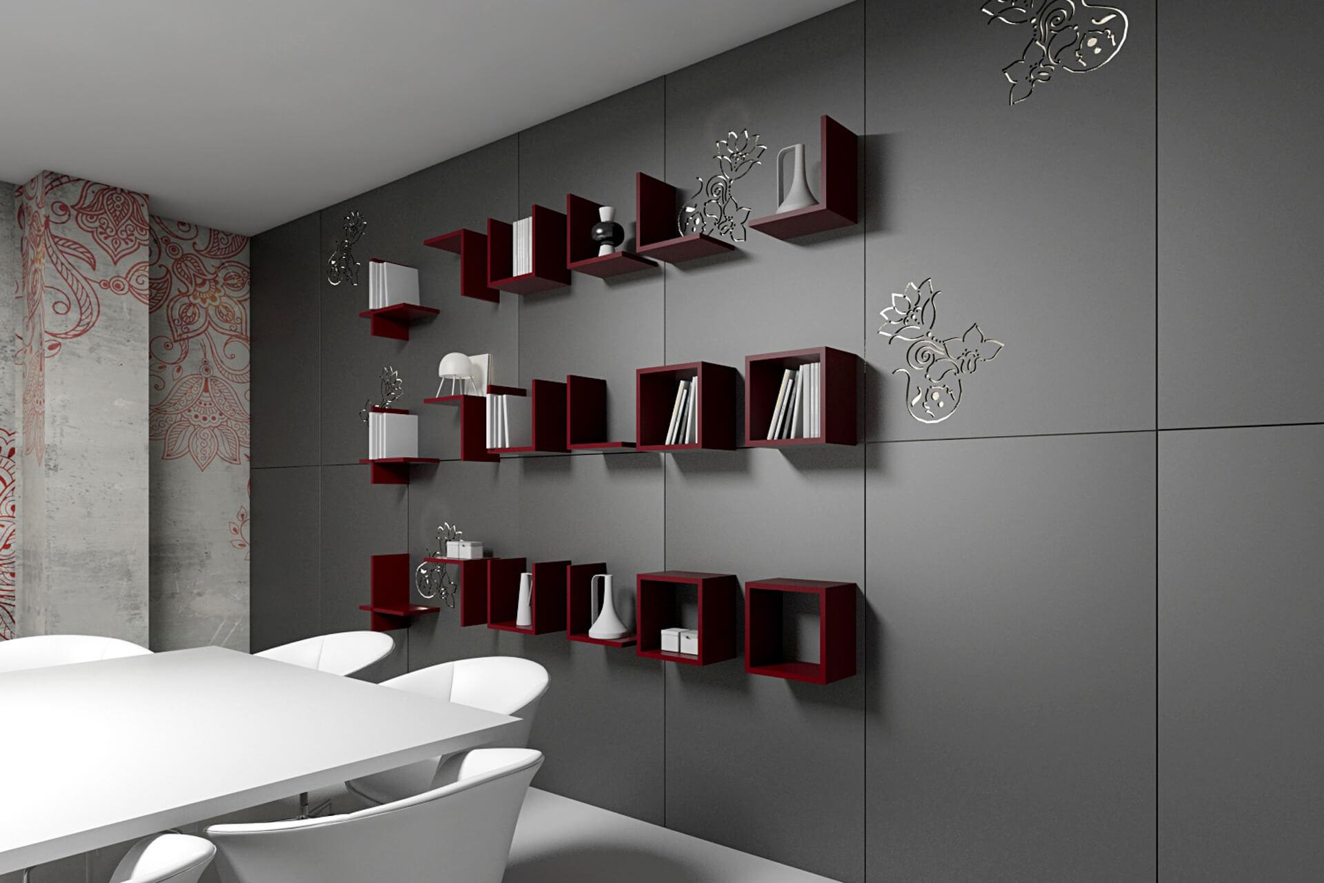 Mobili ufficio design moderno rn78 regardsdefemmes for Ufficio architetto design