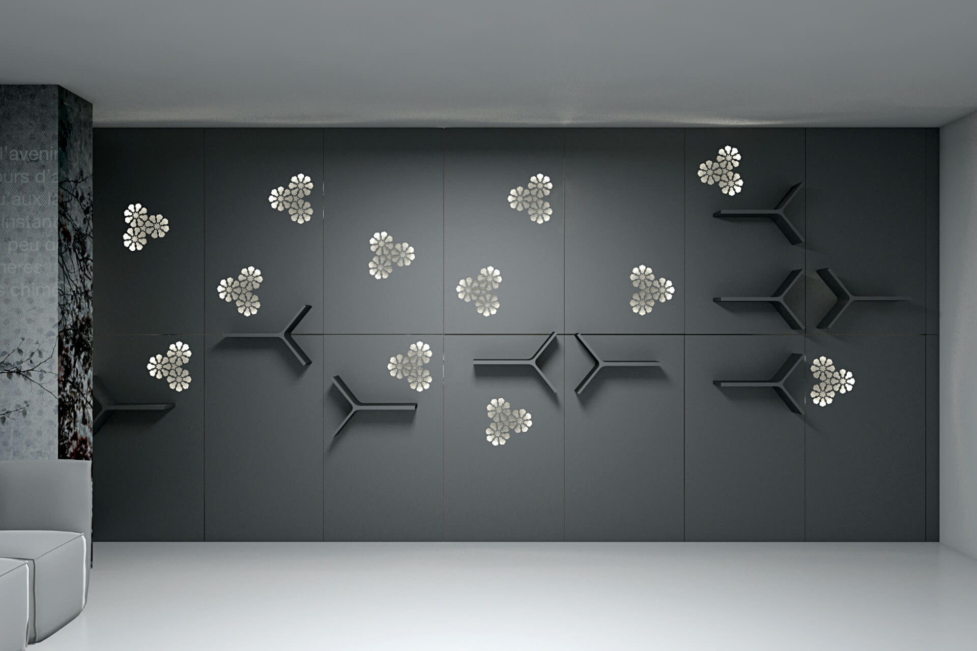 sale riunioni arredo magnetico magnetika - design ufficio - foto7