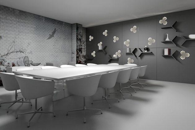sale riunioni arredo magnetico magnetika - design ufficio - foto3