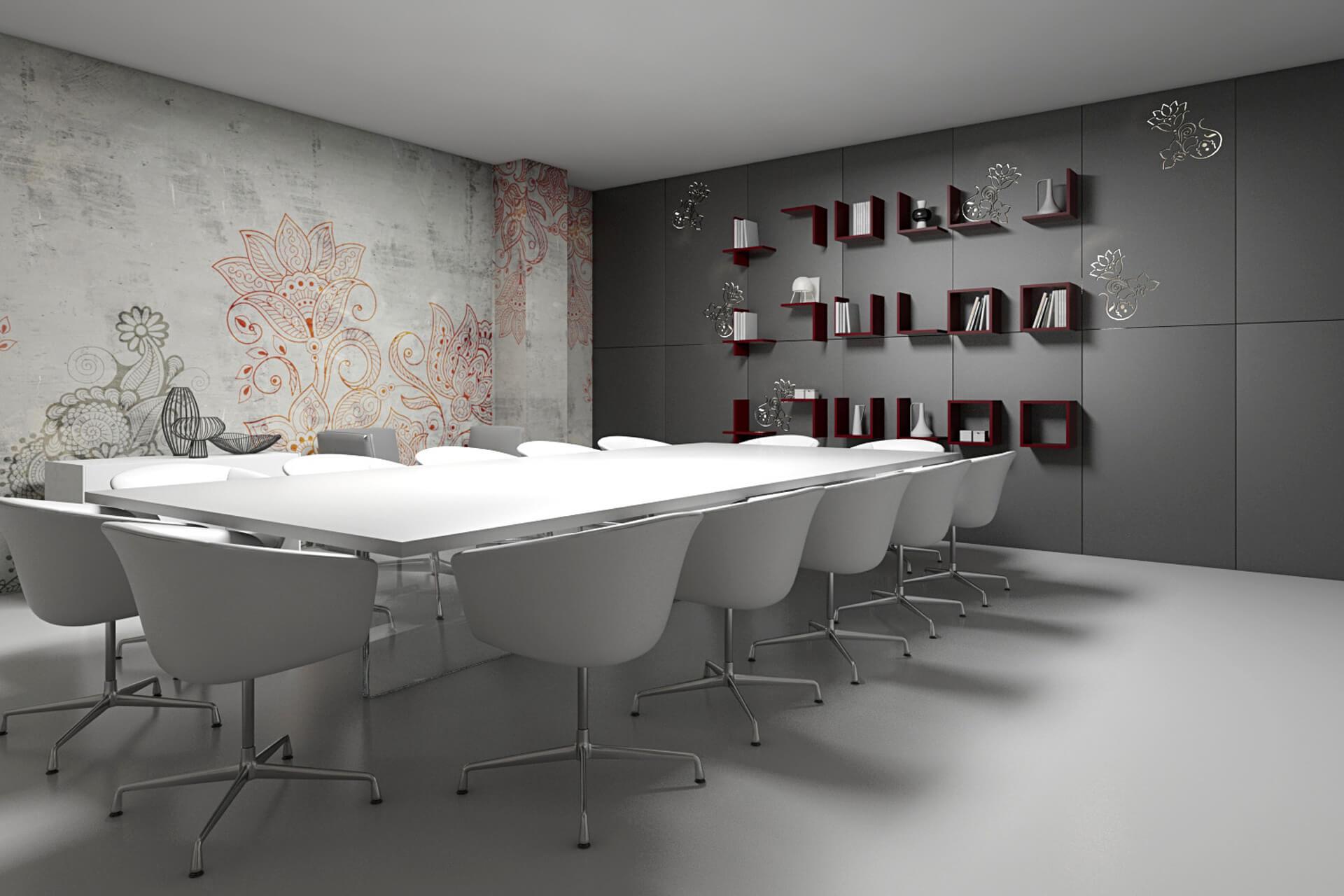 sale riunioni arredo magnetico magnetika - design ufficio - foto1