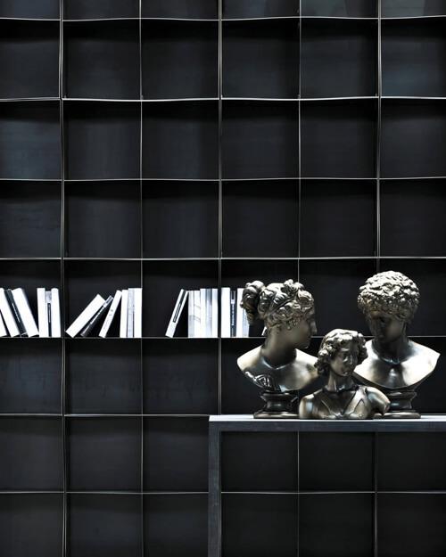 3D e Schede tecniche Librerie