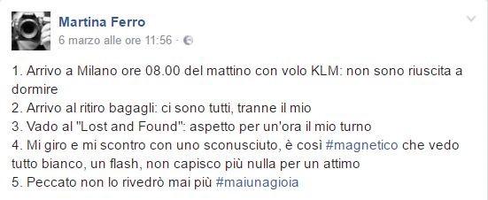 Post Martina Ferro 1