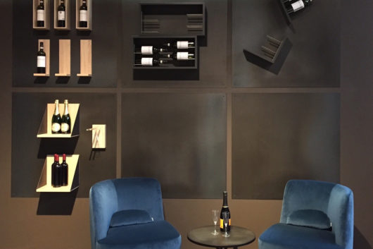 Wine bar magnetika Accoglienza