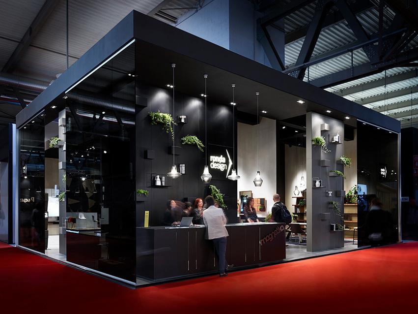 Stand Ronda Design Salone del mobile 2017
