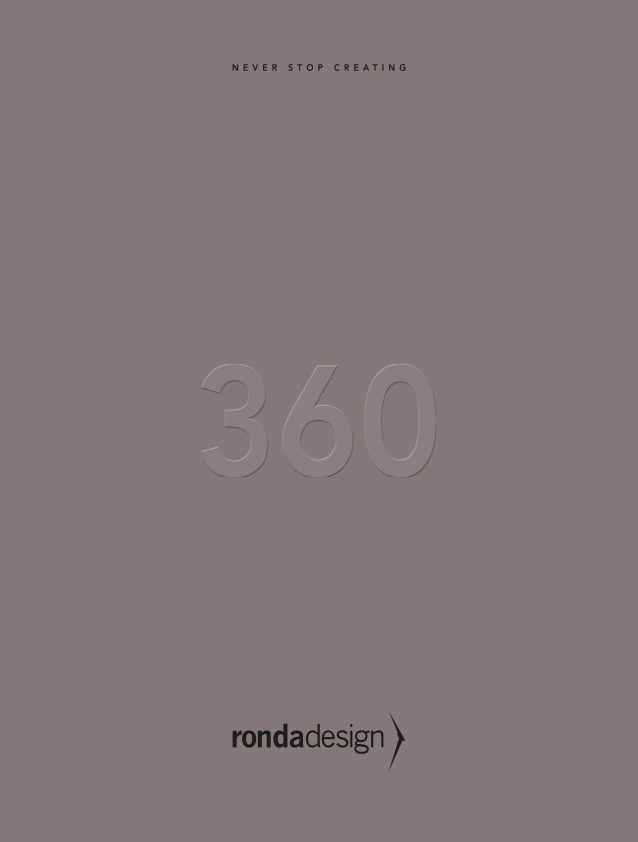 Catalogo 360 Ronda Design