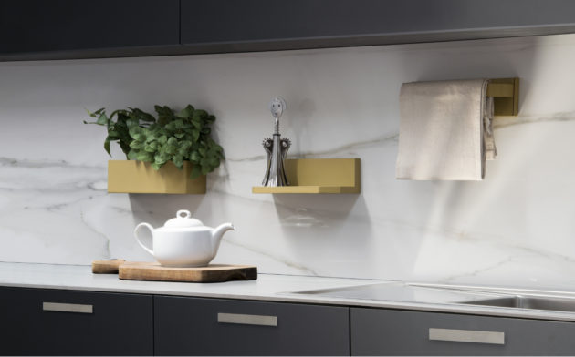 Pannello Cucina Ceramica
