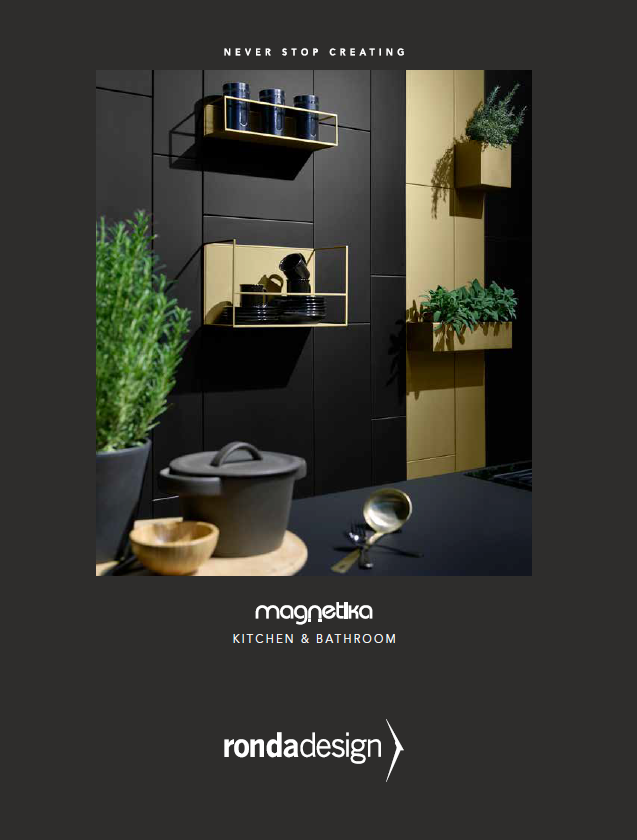 Magnetika Kitchen & Bathroom Catalogue