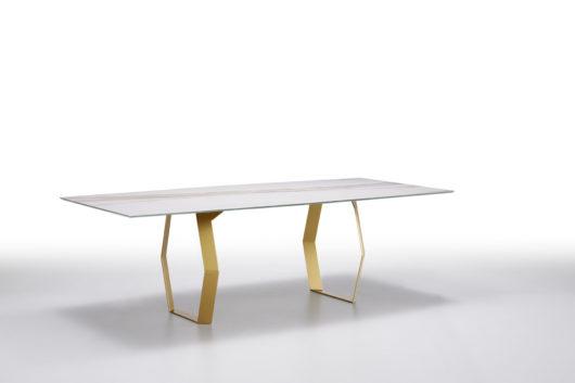Mexa - tavolo da pranzo moderno- foto4