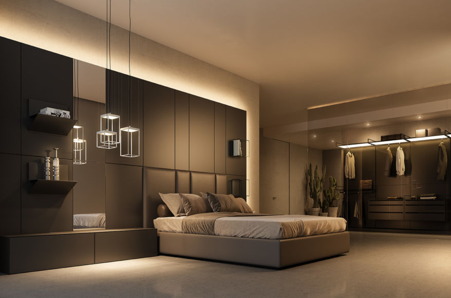 Interior Design Camera Da Letto.How To Set Up A Contemporary Bedroom Ronda Design